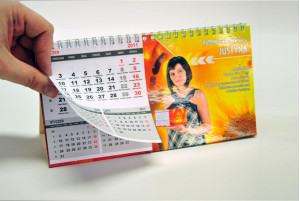 Kalendarz Spiralowany