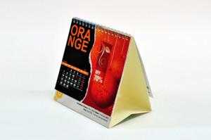 Kalendarz biurkowy Personalizowany